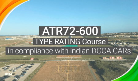 Improve your job prospects with our ATR72-600 TYPE RATING course