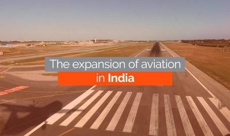 The expansion of aviation in India