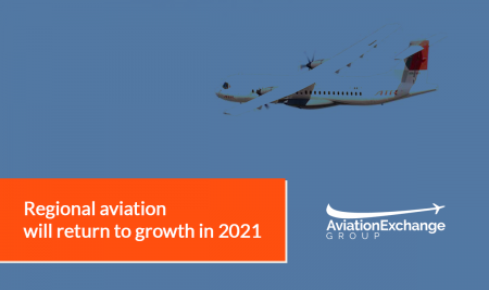 Regional aviation will return to growth in 2021