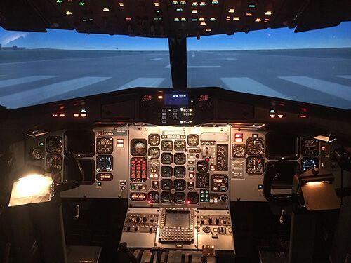 Training Device ATR 72-200