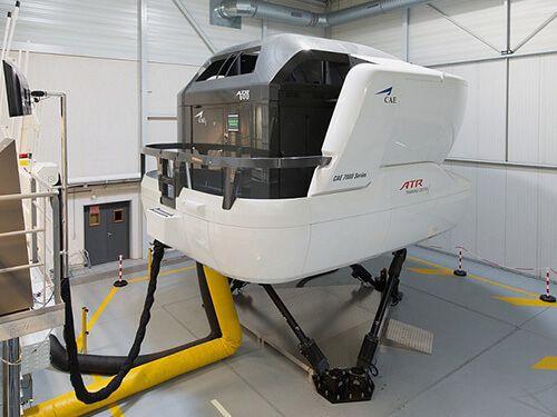 Training Device ATR 72-600